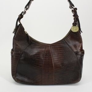 Brahmin Brown Purse